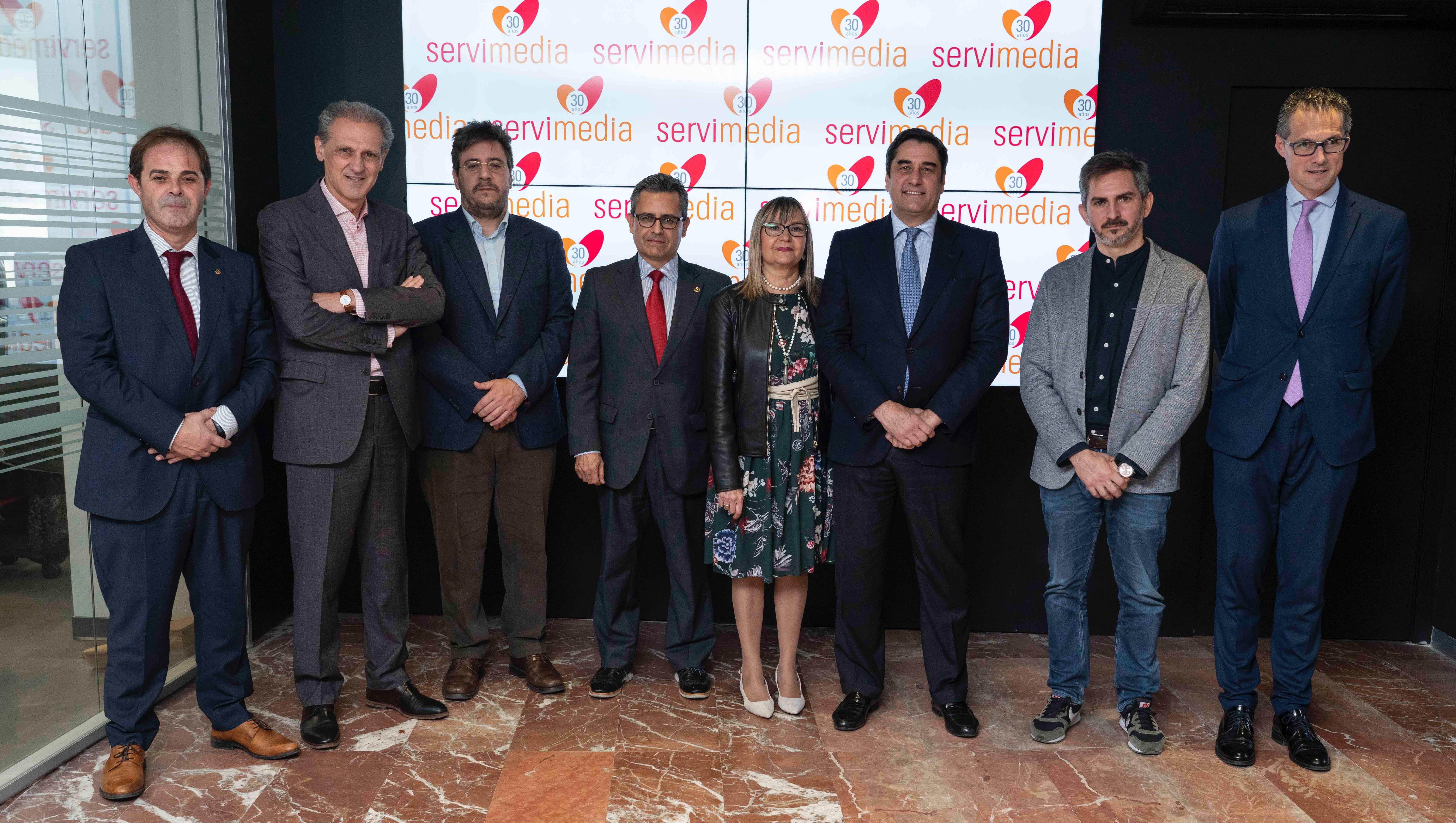 Diálogo Civil y Político Estado Bienestar Servimedia ACEB 2019