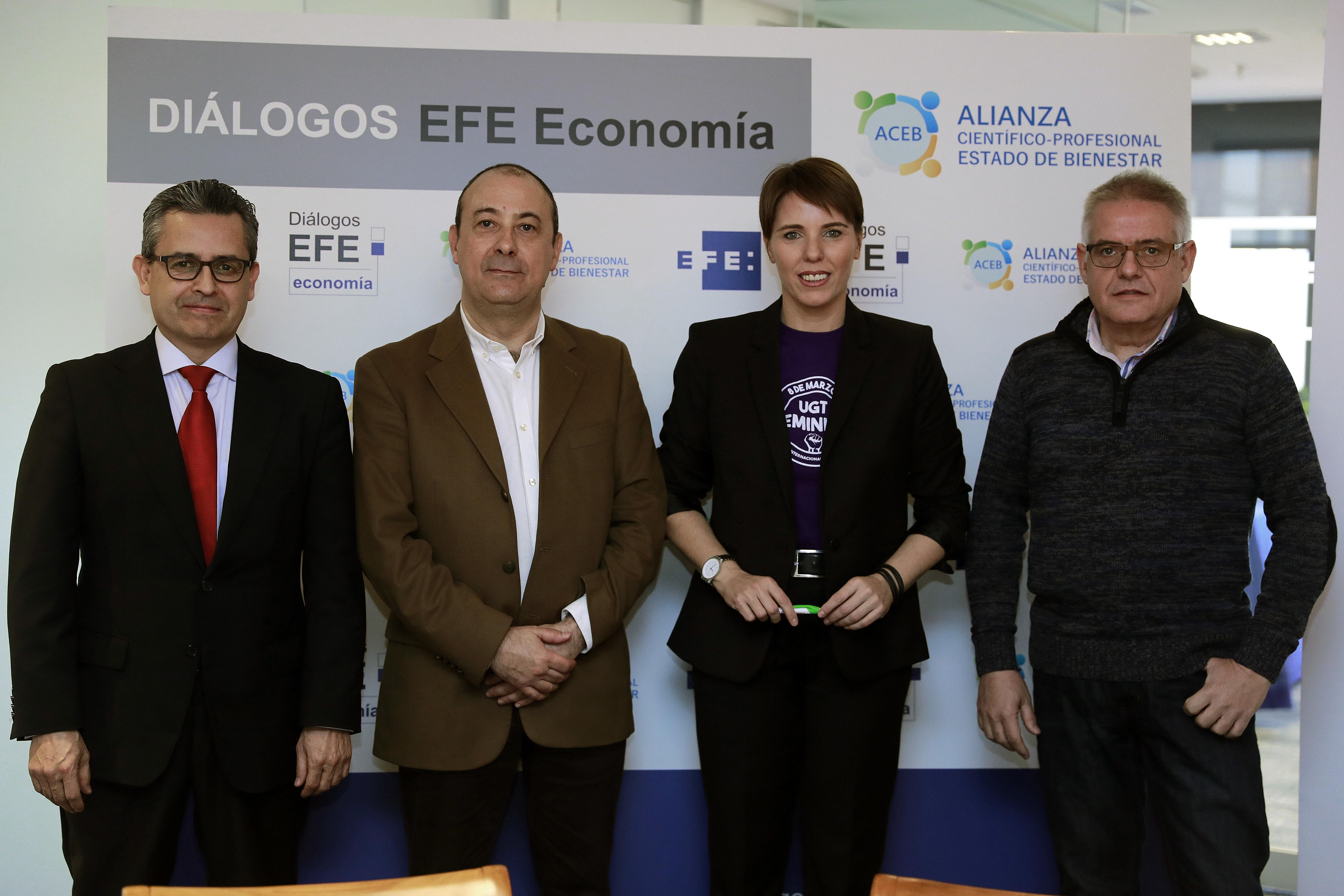 Desayuno EFE Reto 2030 Estado de Bienestar
