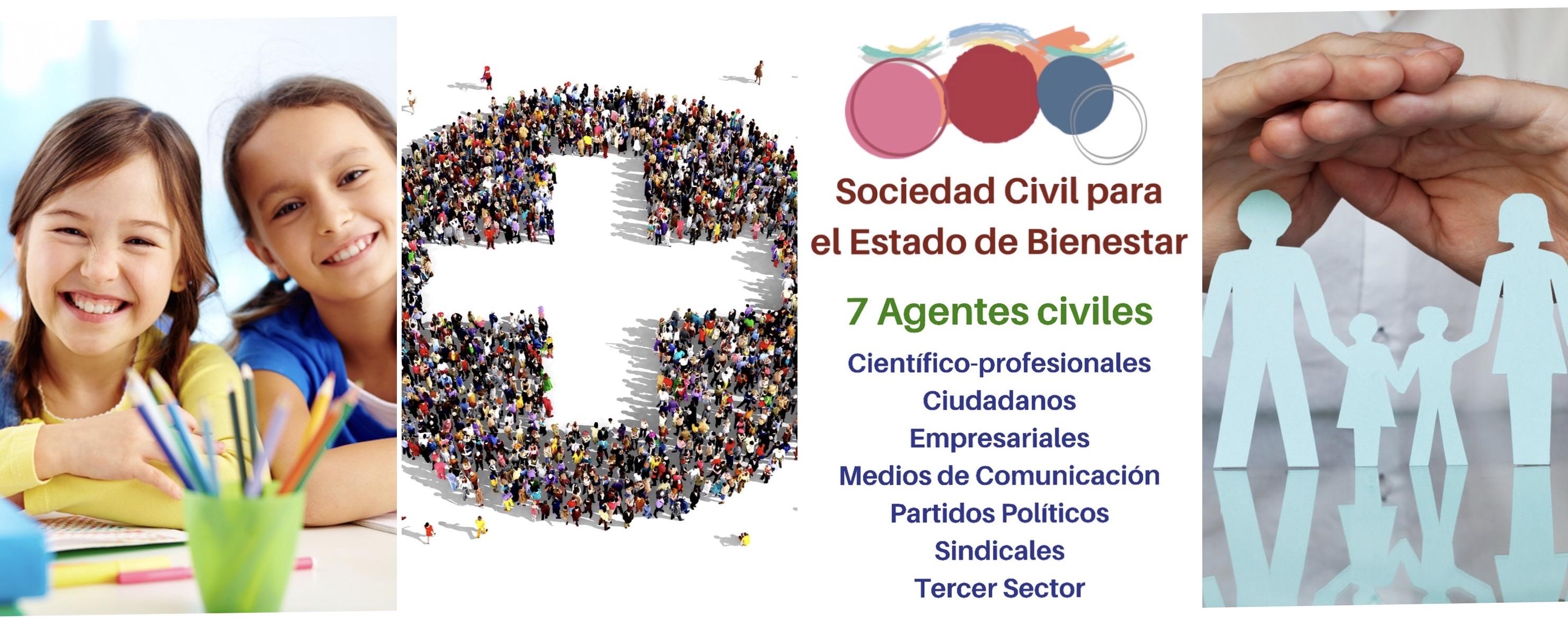 I Encuentro de Sociedad Civil para el Estado de Bienestar. Madrid. 22 Febrero 2020